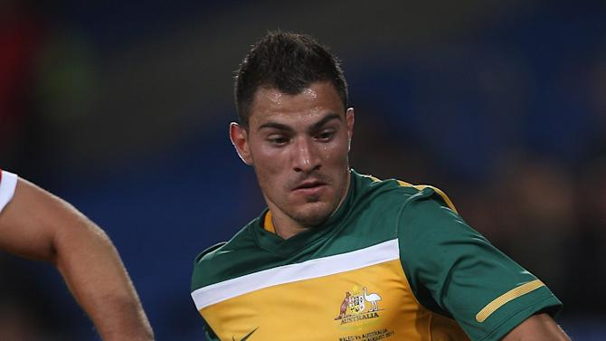 Socceroo James Troisi still on Juventus radar, says agent and father