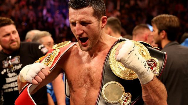 Boxing - Carl Froch to face George Groves in all-British title fight