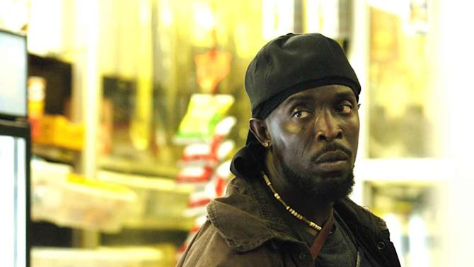 Michael Kenneth Williams in The Wire.