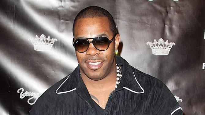 Busta Rhymes Welcome Home Prty
