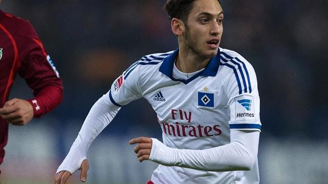 Bundesliga - Atletico, Real 'want Hamburg's Calhanoglu'