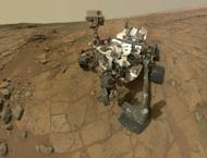 A self-portrait of NASA's Mars rover Curiosity on February 7, 2013. The quest for rare earths vital to some of modern life's most indispensable technologies may see mining robots jet to the stars within decades, a world-first conference in Australia was told