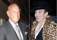 John Galliano : une collaboration prolongée avec Oscar de la Renta ?
