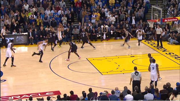 Curry's Four Point Play