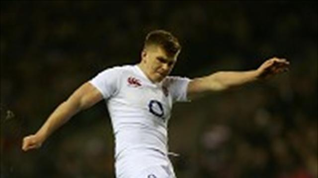 Rugby - Lancaster fine with emotional Farrell