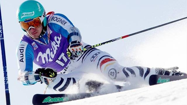 Alpine Skiing - Neureuther emulates father with Wengen win