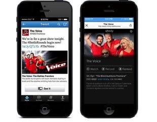 Comcast & Twitter Announce See It Feature; Social and TV Continue to Merge image twittercomcast