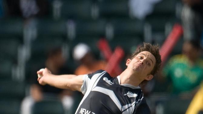 Shane Bond took 87 wickets in his Test career for New Zealand