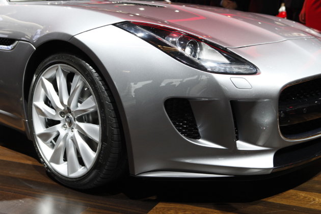 Click here for a photo gallery of the Jaguar F-Type, unveiled this week at the 2012 Paris Auto Show.