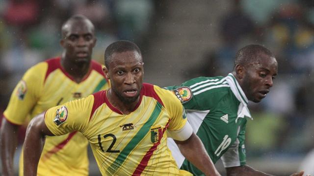 Liga - Valencia agree to sign Mali midfielder Keita