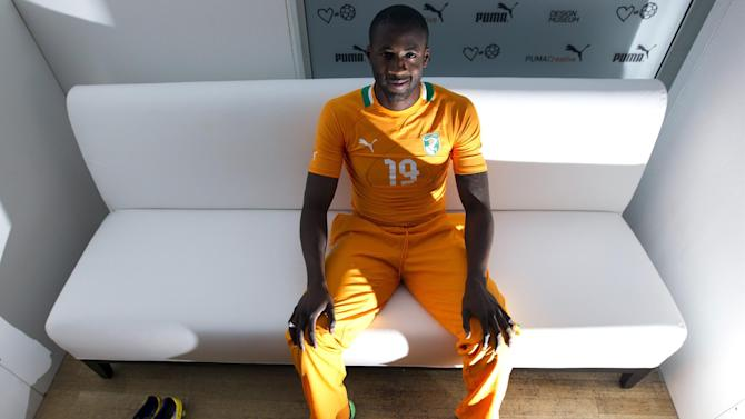 World Cup - Ivory Coast's Toure in race to be fit for Japan clash