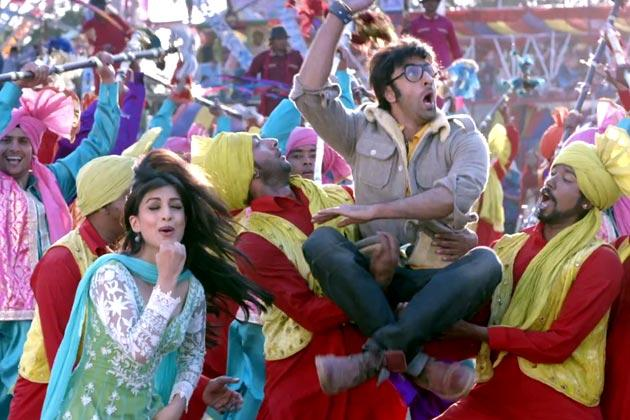Ranbir Kapoor is 'Besharam'