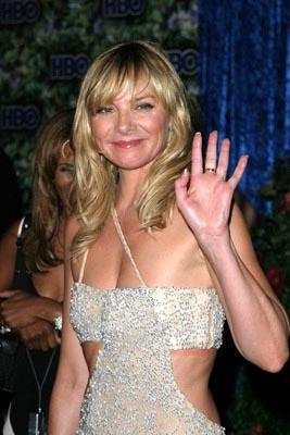 Kim Cattrall HBO Party 55th Annual Emmy Awards After Party - 9/21/2003