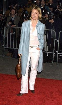 Premiere: Julie Bowen at the New York premiere of Columbia's The Sweetest Thing - 4/8/2002