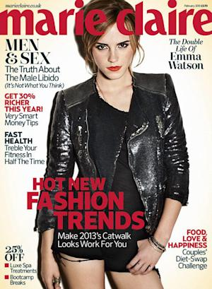 "Emma Watson: ""I'm a Bit OCD About Perfectionism"""