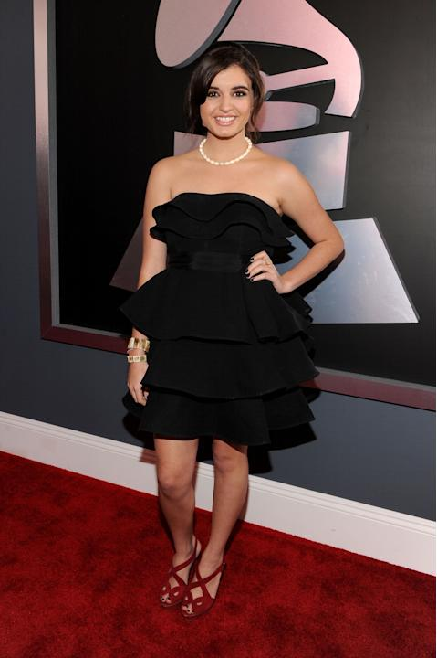 The 54th Annual GRAMMY Awards - Red Carpet