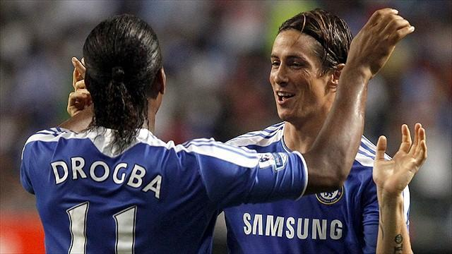 Torres aims to fill Drogba shoes