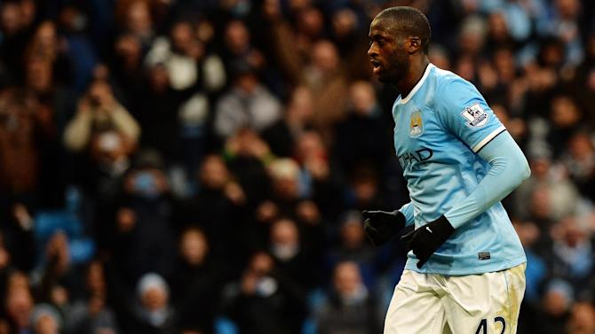 World Cup - Ivorian Toure receiving treatment in Qatar for 'minor' injury