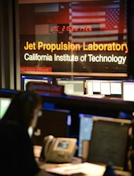 """NASA's Jet Propulsion Laboratory is shown in Pasadena, California August 2, 2012. """"This asteroid's orbit is so well known that we can say with confidence that even considering it's orbital uncertainties, it can pass no closer than 17,100 miles from the Earth's surface. So no Earth impact is possible,"""" said Donald Yeomans of NASA's Jet Propulsion Laboratory"""