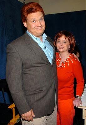 Andy Richter and Rachel Dratch MTV Movie Awards - 6/5/2004