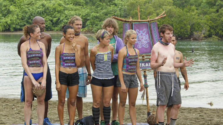 """Survivor: Caramoan - Fans vs. Favorites"" -- ""Kill or be Killed"""
