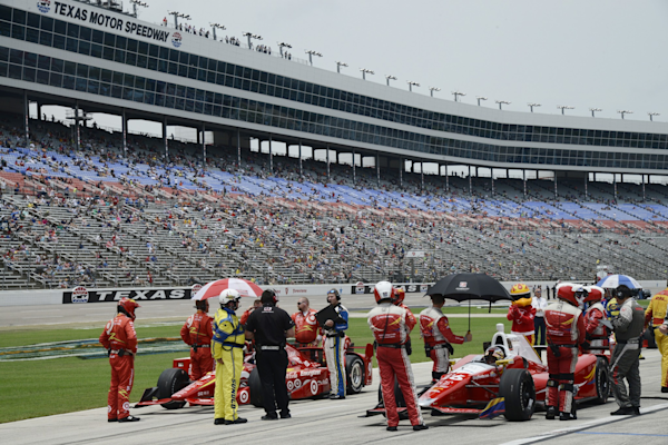Texas Motor Speedway President Wants To Host A College