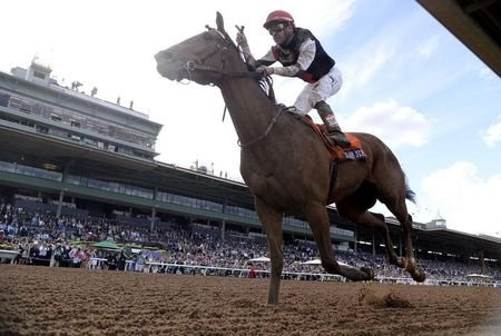 Route vers la (31e) Breeders' Cup 2014 - Page 3 2014-11-01T221517Z_1_LYNXMPEAA01HN_RTROPTP_2_HORSE-RACING