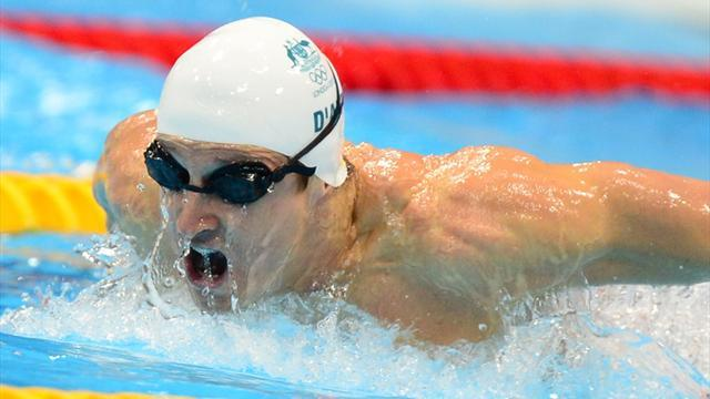 Swimming - Australia to lean more on 'medals factory' for Rio