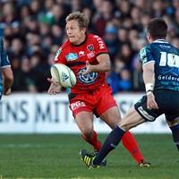 Jonny Wilkinson was pivotal in Toulon's victory in Cardiff