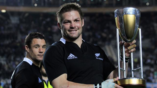 Rugby - New Zealand squad for end-of-season tour