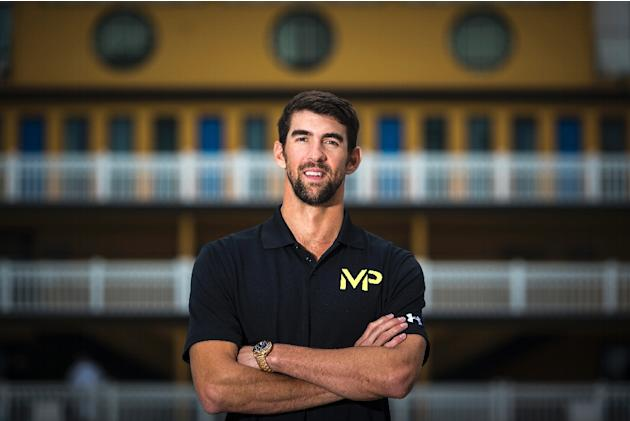 Swimming - Phelps frustrated by Rio doping fears