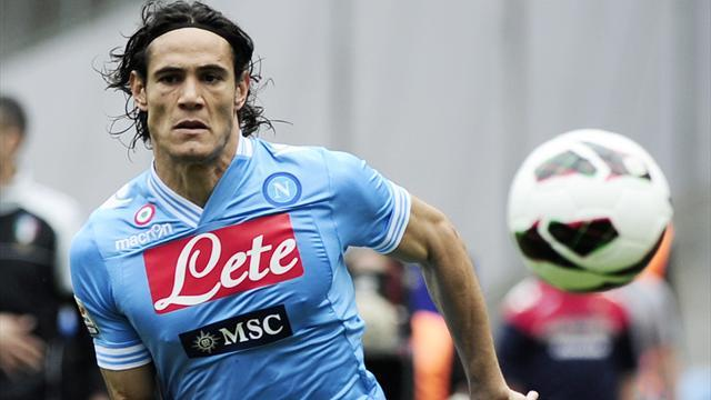 Ligue 1 - Blanc: Cavani will be ours