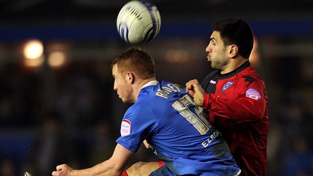 League One - Rocha returns to Portsmouth