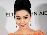 Fan Bingbing tops Forbes list