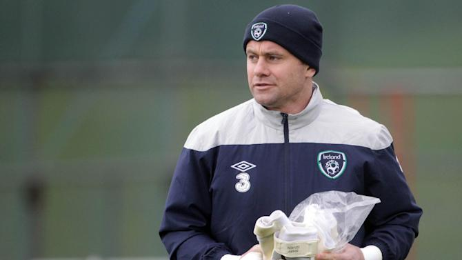 Fears over the fitness of goalkeeper Shay Given (pictured) have been put to bed by Alan Kelly