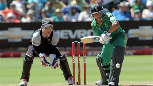 Cricket - South Africa win series with final T20 win