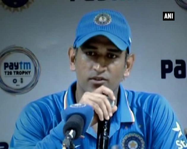 Dhoni plays down spectators' unruly behaviour during South Africa match