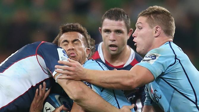 Super Rugby Rd 15 - Rebels v Waratahs