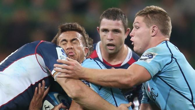 Super Rugby Rd 15 - Rebels v Waratahs