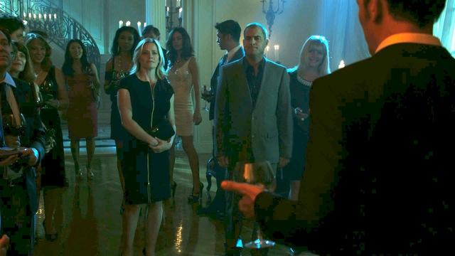 2014 Fan Awards - Most Cringe-Worthy Moment: CSI: Crime Scene Investigation