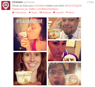 Chobani's Social Impact: Lessons in Brand Best Practices image chobani tw1