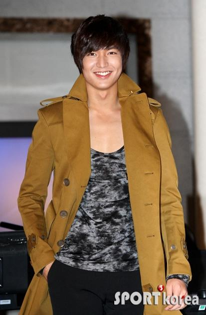 The Awesome Lee Min Ho