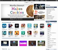 iPhone and iPad users downloaded almost 20 billion apps in 2012
