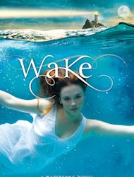 "This book cover image released by St. Martin's Griffin shows ""Wake,"" by Amanda Hocking. (AP Photo/St. Martin's Griffin)"