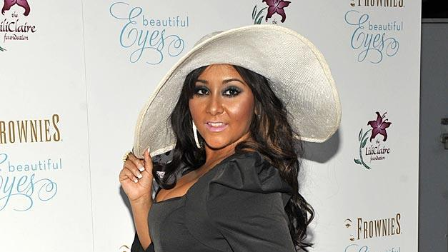 Snooki Frownies Lnch Prty