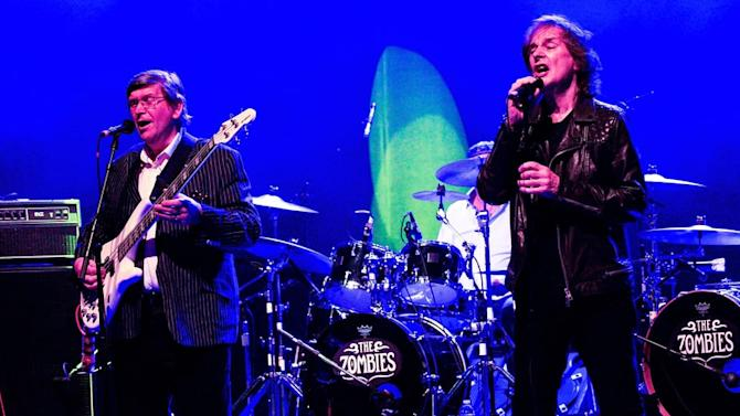 Zombies Announce Final 'Odessey & Oracle' North American Tour