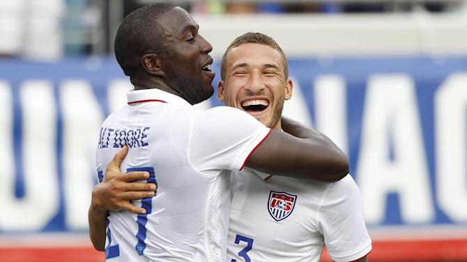 International friendlies - Altidore returns to form in USA win over Nigeria