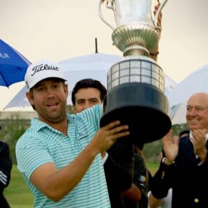 Erik Compton's journey to the PGA TOUR
