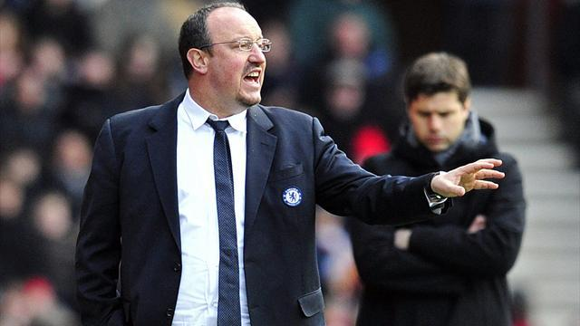Premier League - Managers: Situation 'the same' for Benitez