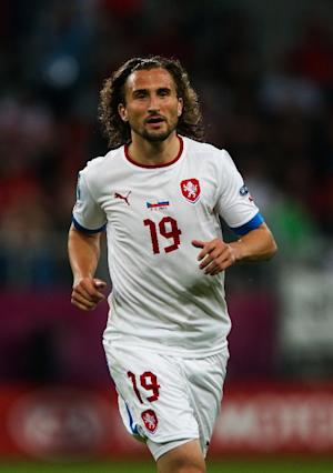 Petr Jiracek was on target as the Czech Republic beat Greece 2-1 in their Euro 2012 encounter in Wroclaw